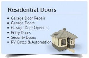 Residential Door Services