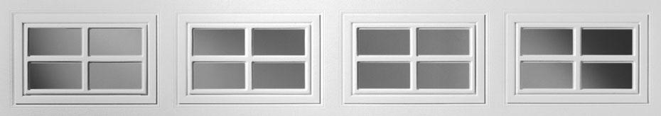 Dynamic Door Service Garage Window Design Installer